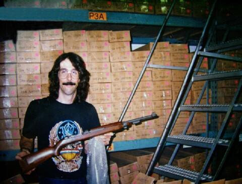 Carbine Club Member Robert Lacy